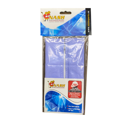 Nash Chamois Super Soaker Soft Goal Mask Sweatbands - 2 Pack