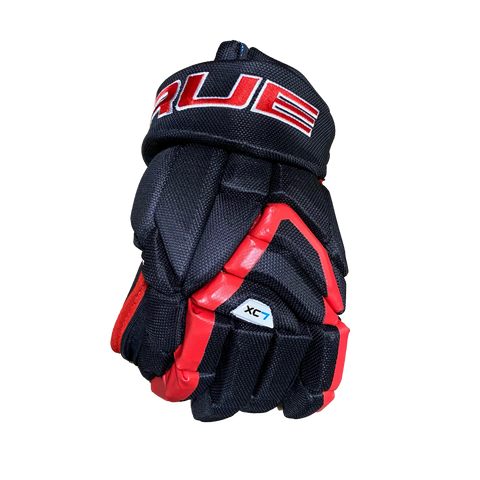 True XC7 Gen I Gloves Senior + FREE Replacement Z-PRO Palms