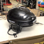 Used Bauer BHH 2100:Non Certified Helmet Junior