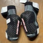 Used Bauer Lil Sport Junior Large Elbow Pads