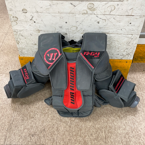 Used Warrior RG4 Senior Small Chest Protector