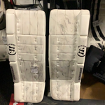 "Used Warrior Ritual G3 26+1"" Leg Pads"