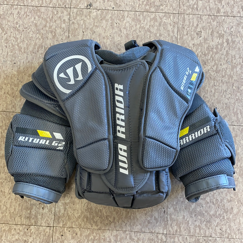 Used Warrior G2 Chest Junior Large / Extra Large