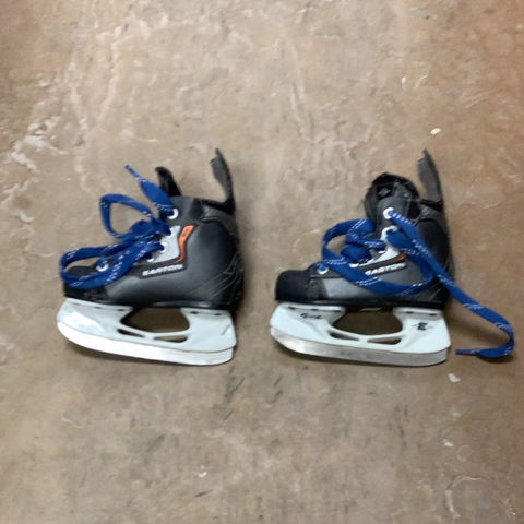 Used Easton EQ1 Skates Y10 D
