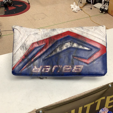 Used Bauer Supreme ONE70 Blocker