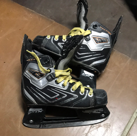 Used CCM Vector 4.0 1.5D Skates