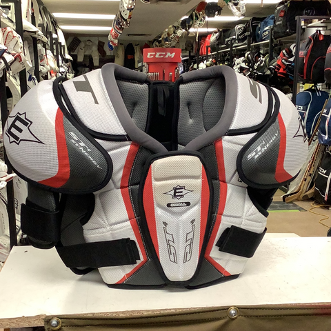 Used Easton Synergy ST4 Shoulder Pads Senior Small
