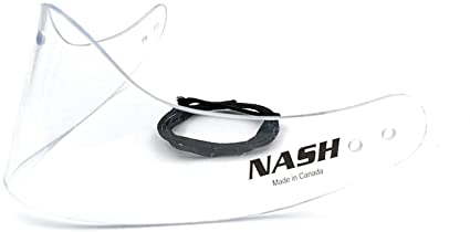 Nash Lexan Throat Guard V-Shape