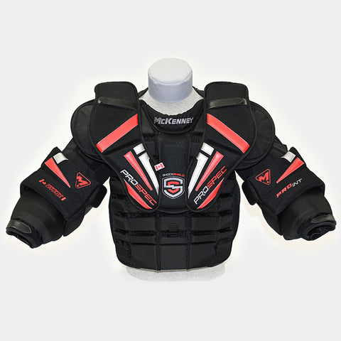 McKenney Pro Spec Goalie Chest Protector Intermediate