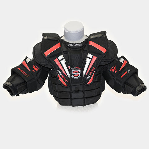 McKenney Pro Spec Goalie Chest Protector Junior