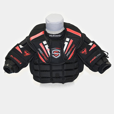 McKenney Pro Spec Goalie Chest Protector Youth