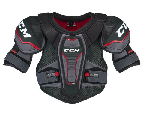 CCM JetSpeed FT370 Shoulder Pads Senior