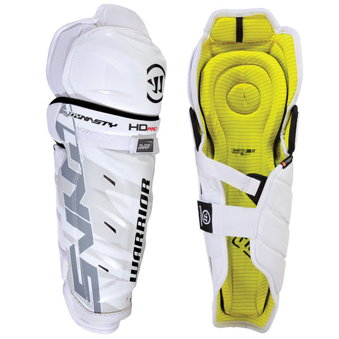 Warrior Dynasty HD Pro Shin Guards Junior