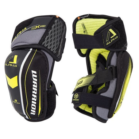 Warrior Alpha QX Pro Elbow Pads Junior