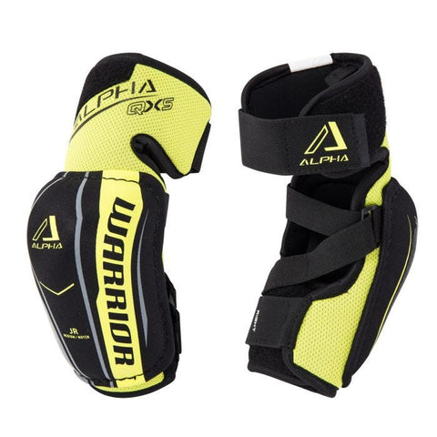 Warrior Alpha QX5 Elbow Pads Junior
