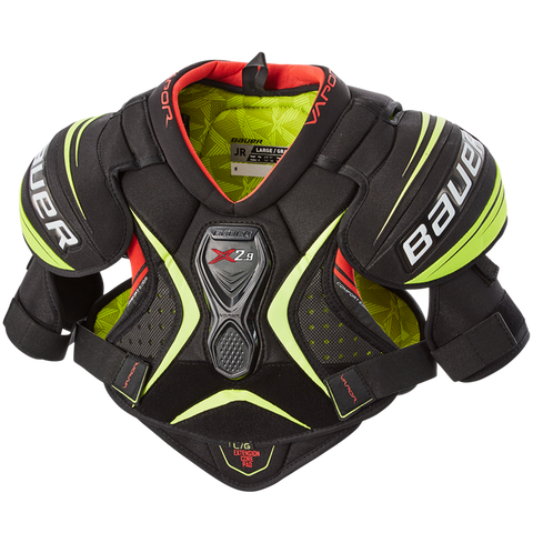Bauer Vapor X2.9 Shoulder Pads Junior