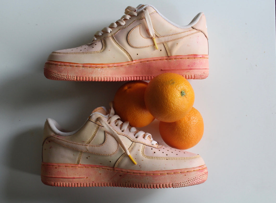 Dip Dyed Custom Air Force 1's