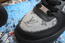 Load image into Gallery viewer, Louis Vuitton Custom Air Force 1's