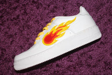 Load image into Gallery viewer, Flame Custom Air Force 1's