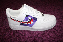 Load image into Gallery viewer, Bape Teeth Camo Custom Air Force 1's