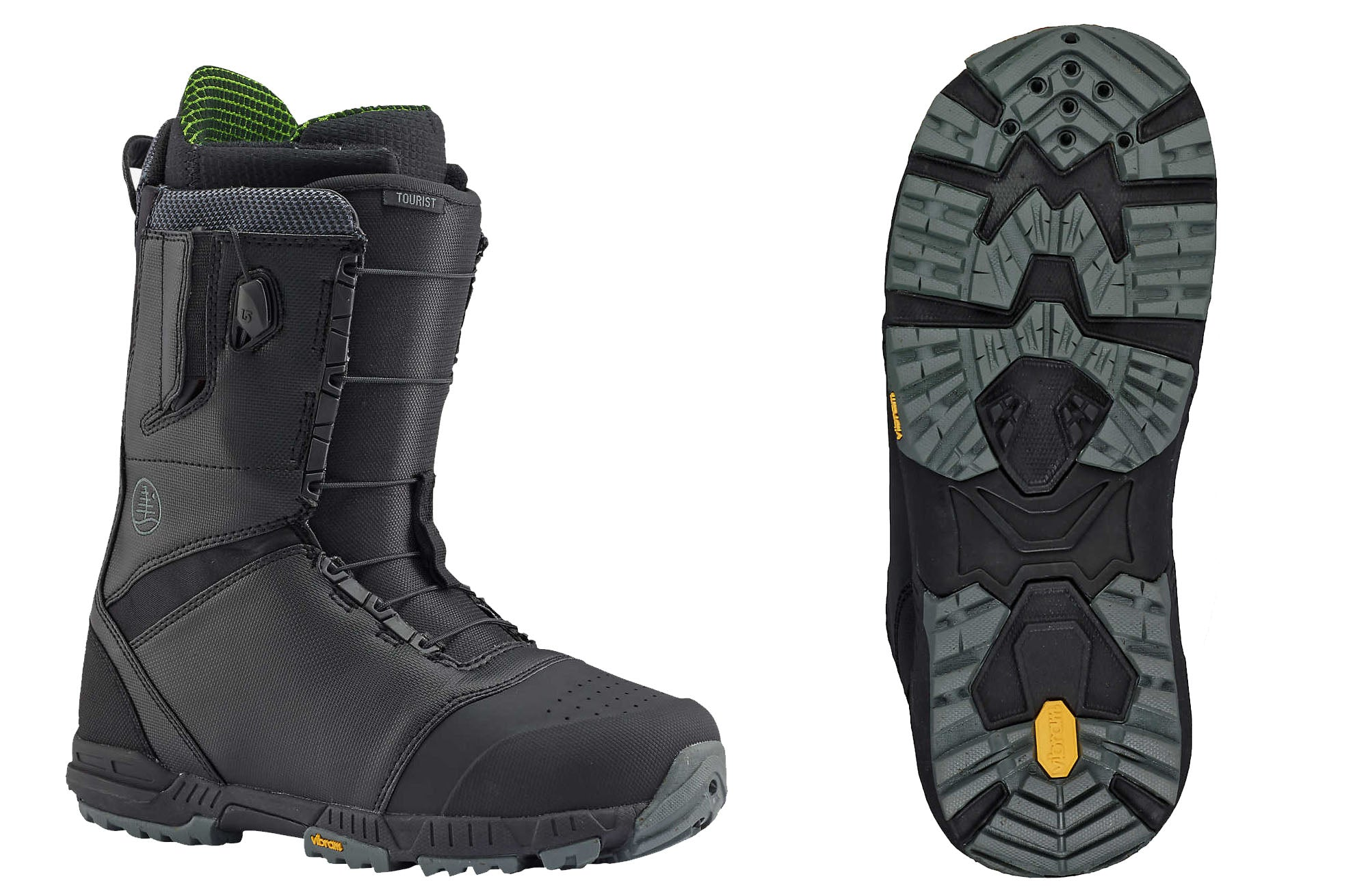 Burton Tourist - Splitboarding Boots at Tribute Boardshop