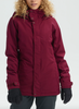 Women's Burton Jet Set Jacket (Red)