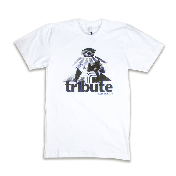 Tribute Revealed T-Shirt - White