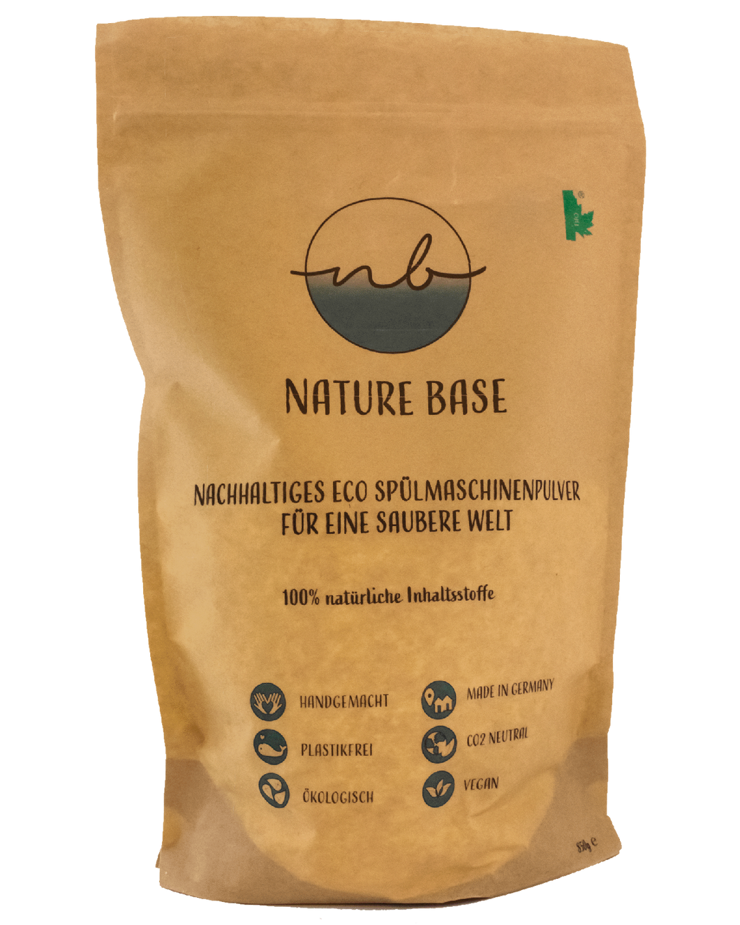 Nature Base®️ Eco-Spülmaschinenpulver