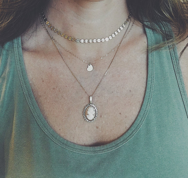 Love More Necklace - ravelBrand