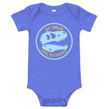 Load image into Gallery viewer, Save the Fossils Onesie