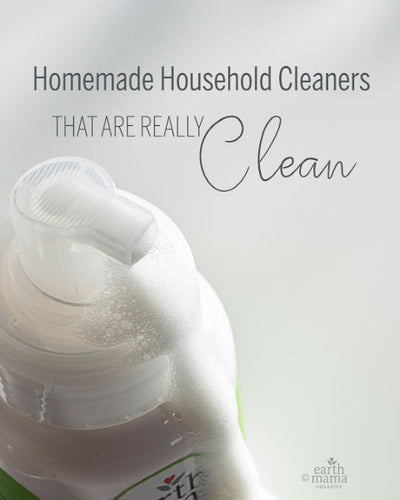 Homemade Household Cleaners That Are Really Clean