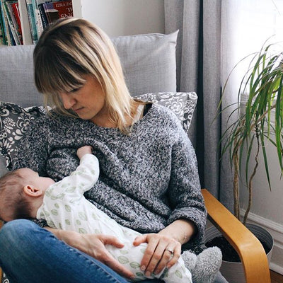 Ashley Wood's Breastfeeding Self-Care with Earth Mama®