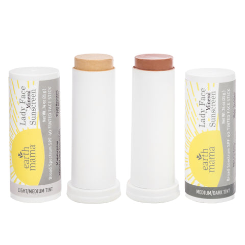 Lady Face™ Mineral Sunscreen Face Stick