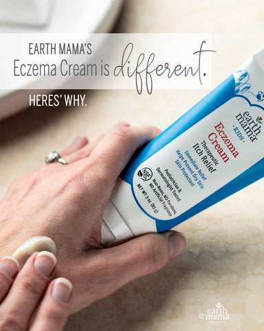 Earth Mama's Eczema Cream is Different. Here's Why.