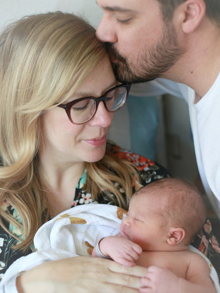 Radiant Delight - Emily's Birth Story - Earth Mama Blog