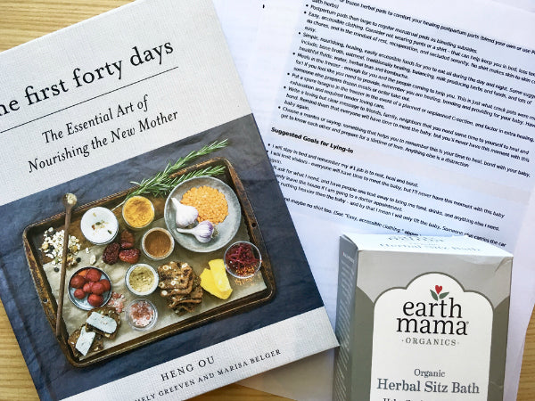 What's In My Mama Caddy? - Earth Mama Blog