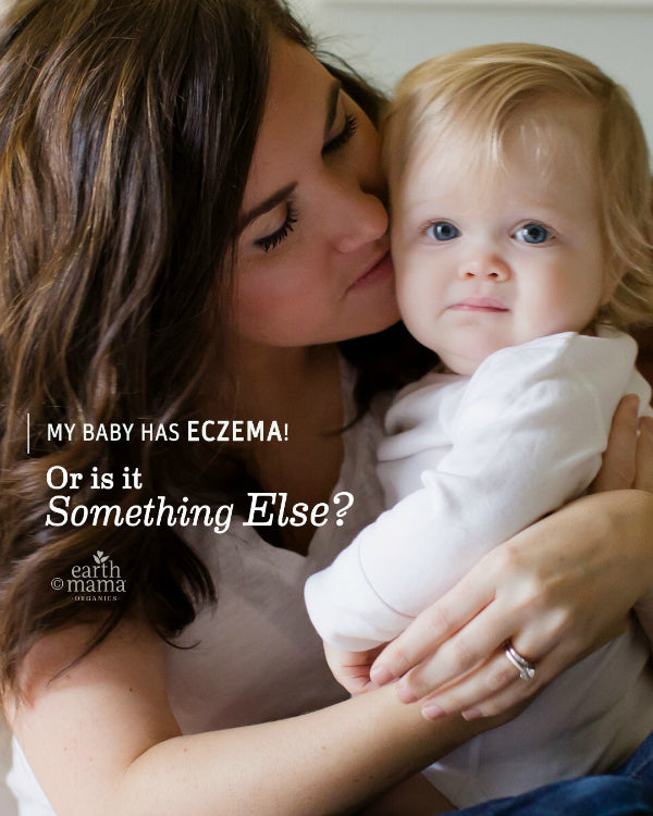 My Baby Has Eczema! Or is it Something Else? - Earth Mama Blog
