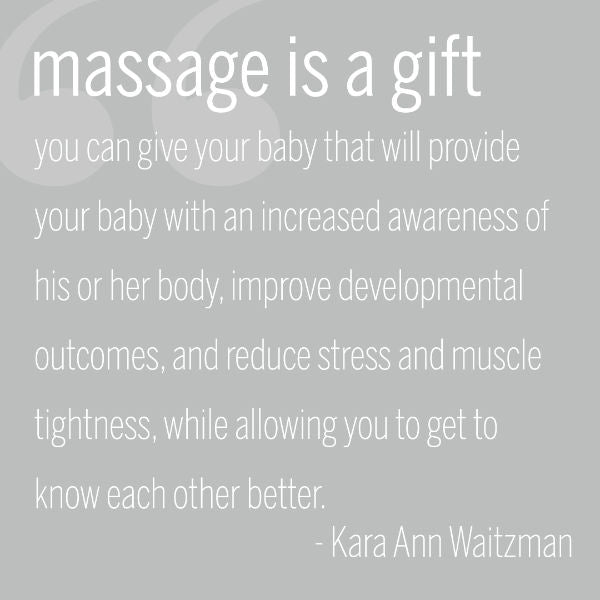 7 Tips to Make Infant Massage as Soothing as Possible - Earth Mama Blog