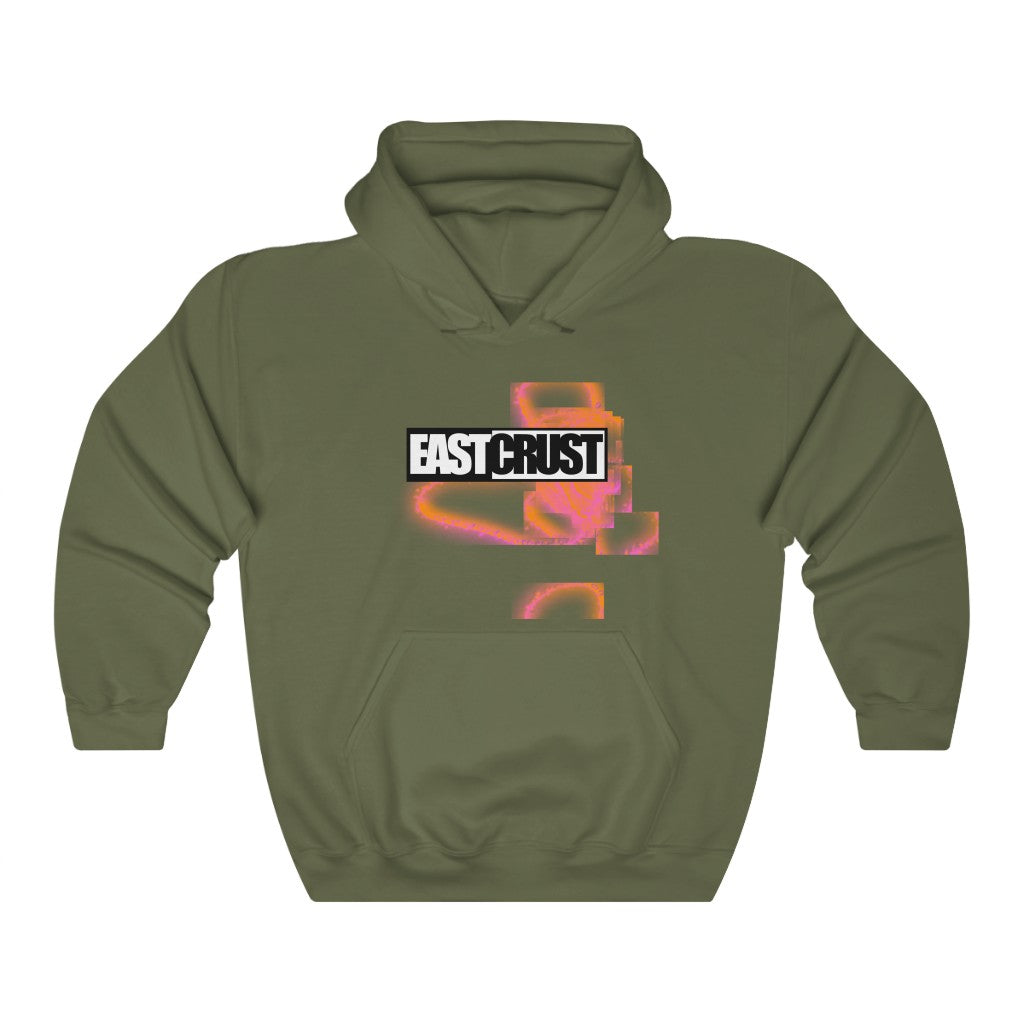 Sunset blurs Hooded Sweatshirt