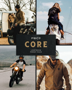 P&Co Core Preset Pack