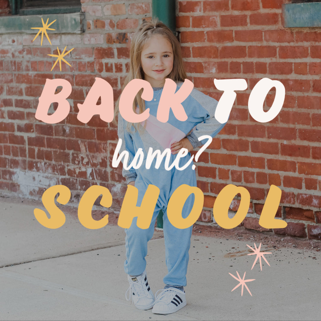 4 Favorite Fall Outfits for Back to School