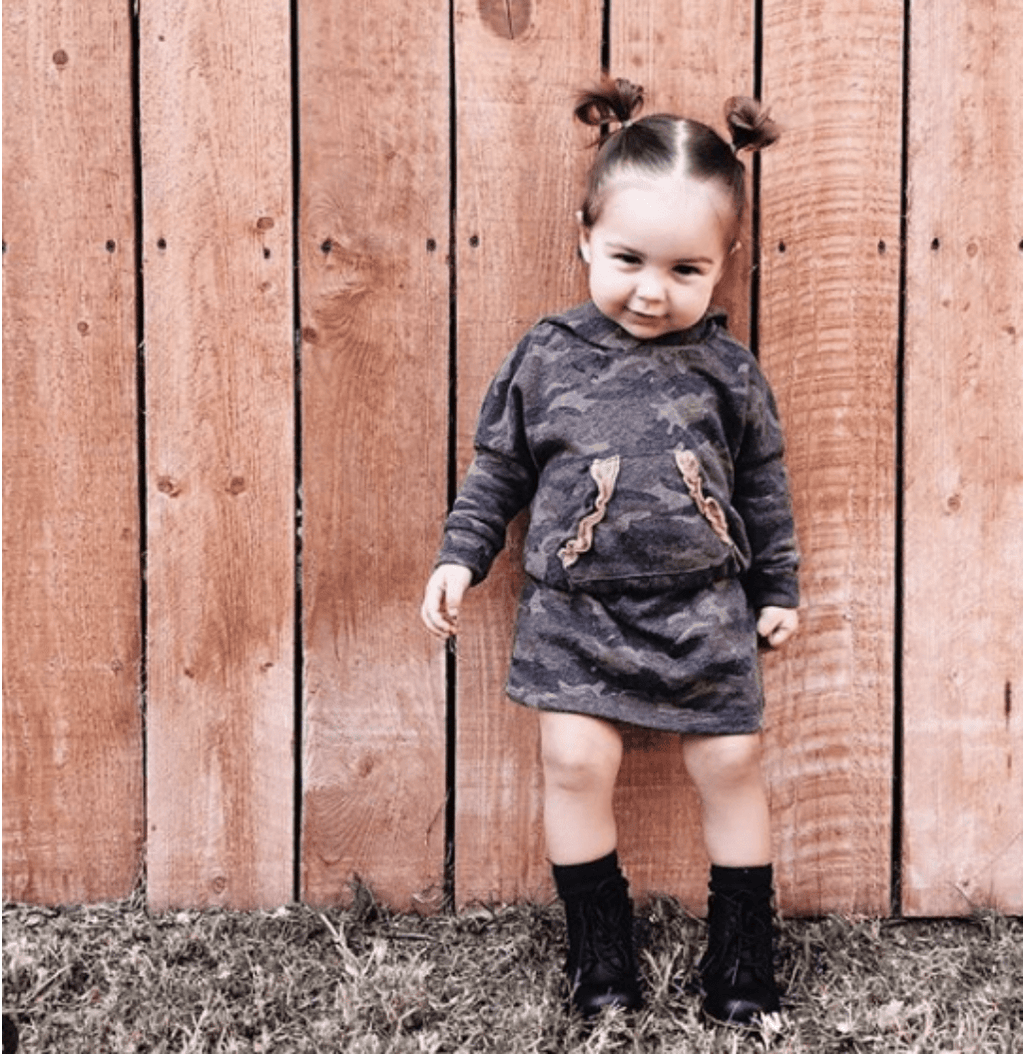 5 Perfect Outfits for Your Littles (For All Year Long)