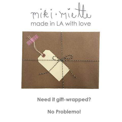 Gift Wrapping now available!