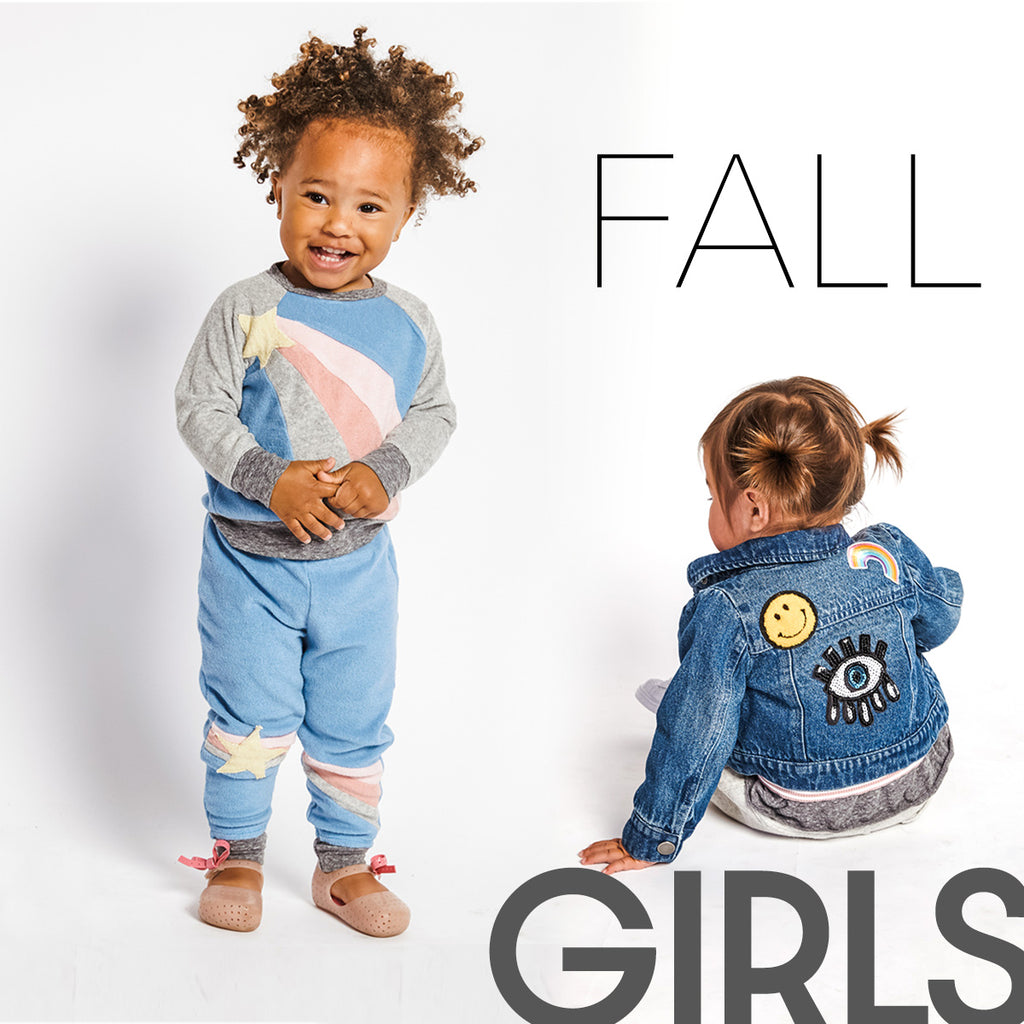 Girls Fall 20 Collection