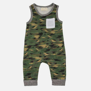 Boys Rompers