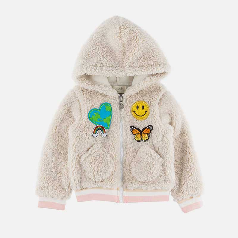 Girls Hoodies & Jackets