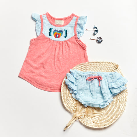 Miki.Miette.girl.summer.baby.kids.set