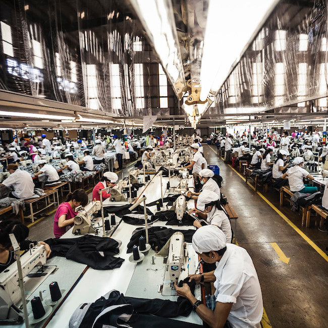 Fast Fashion Factory