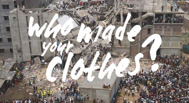 Who Made Your Clothes
