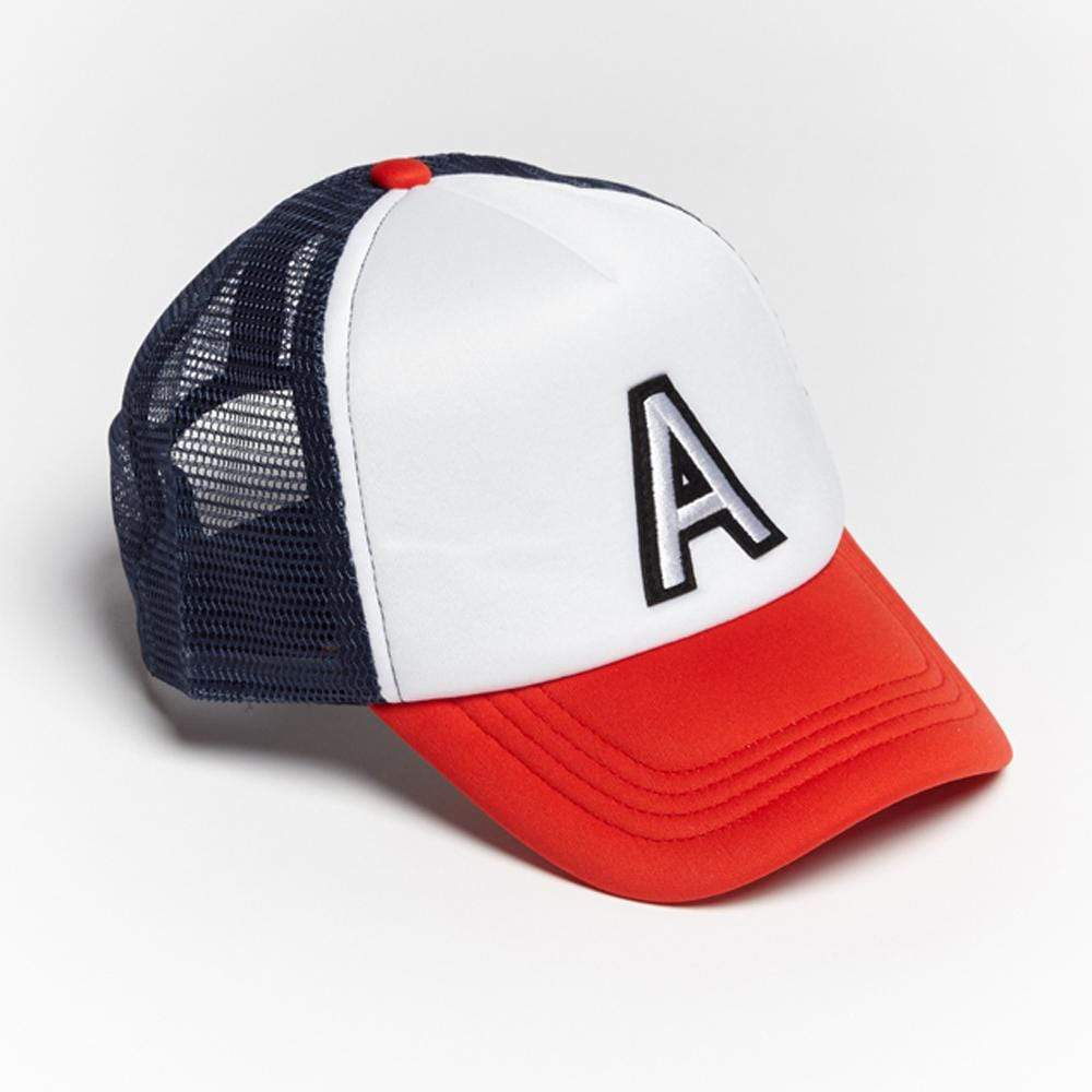 Accessories Boys A Patch Trucker Hat